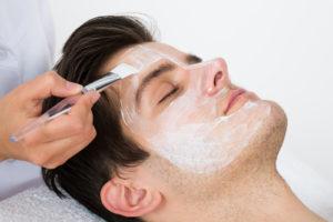 Waxing 4 Men male body waxing