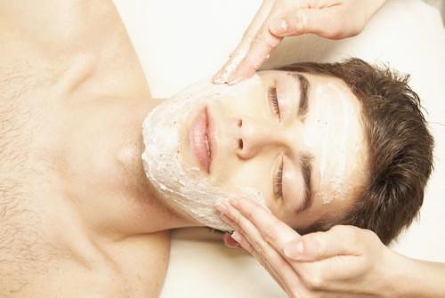 Facials at Waxing 4 Men