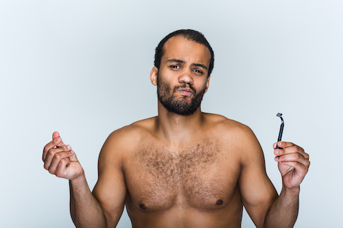 Should Trimming Happen Before a Waxing Appointment?